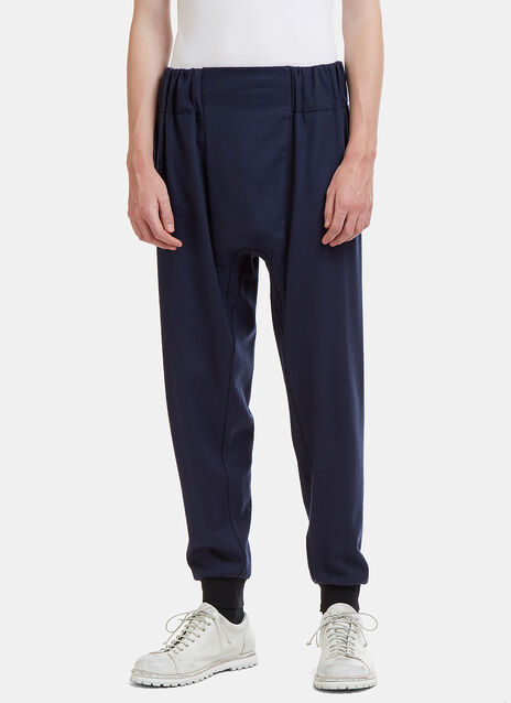 Von Sono Brushed Loopback Jersey Track Pants