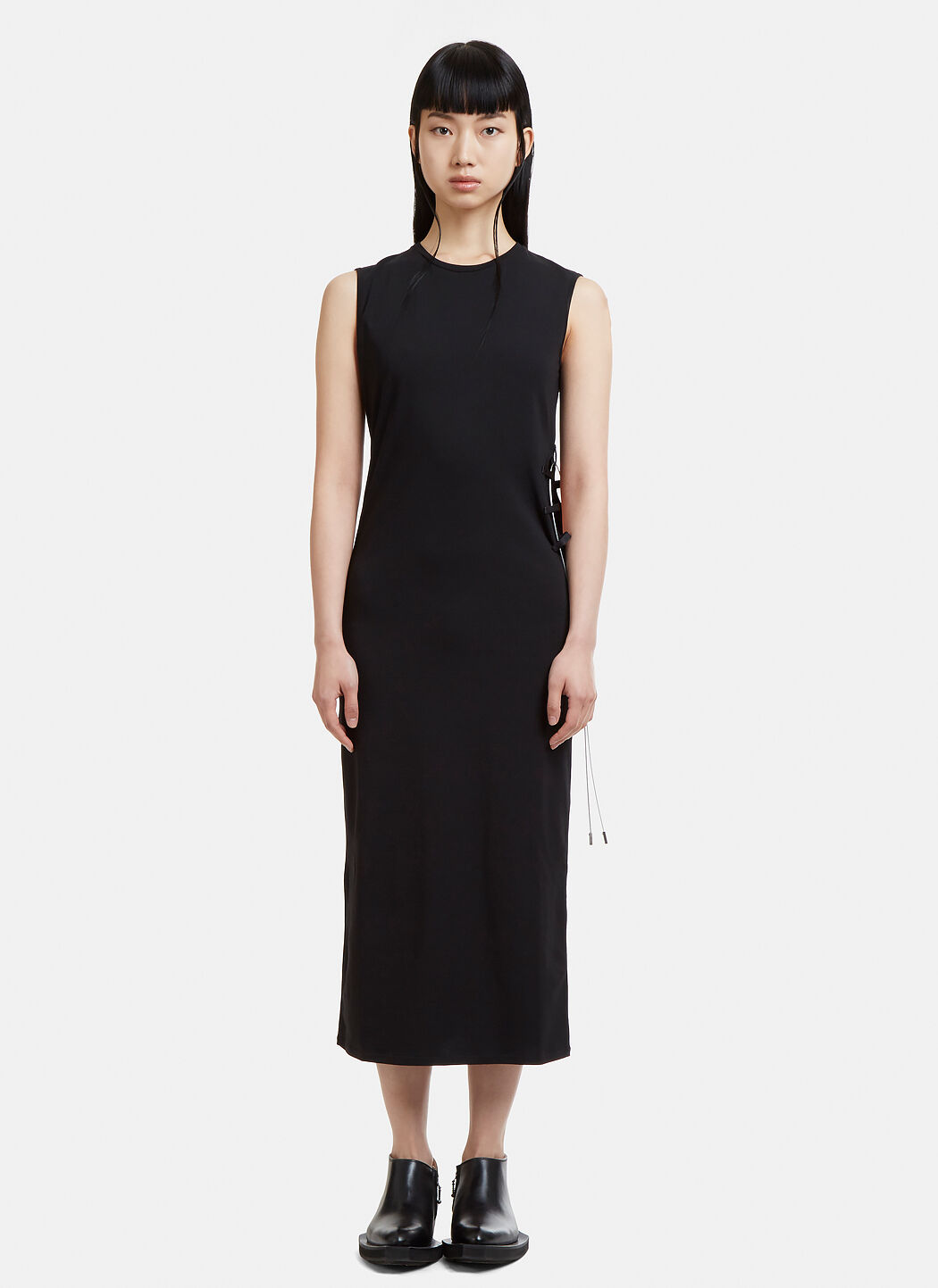 Cut-Out Wire Jersey Dress Alyx ADKSVzgotO