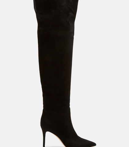 Rennes 85 Over-The-Knee Suede Boots