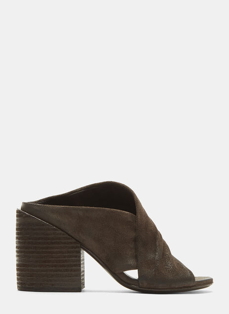 Marsell Coltellone Open Toe Sandals