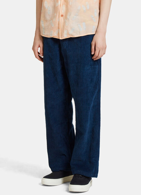 Bela Cropped Corduroy Pants