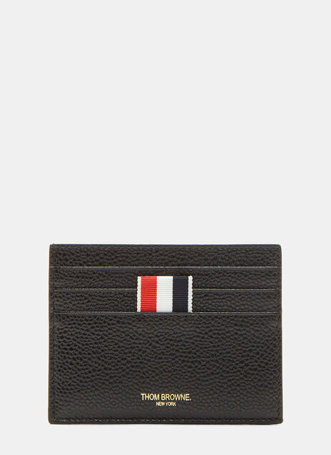 Pebble Grained Card Holder