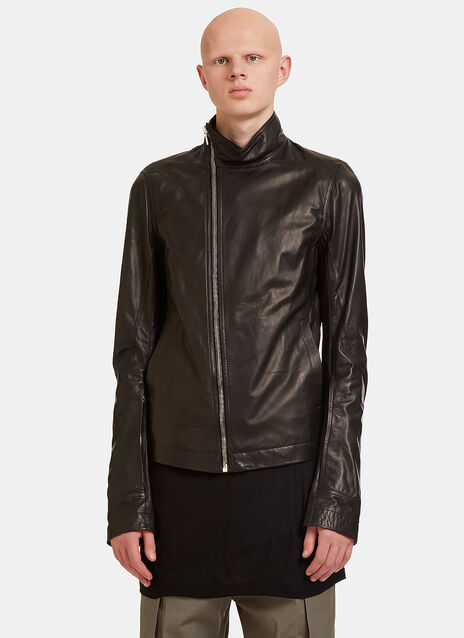 Mollinos Leather Biker Jacket