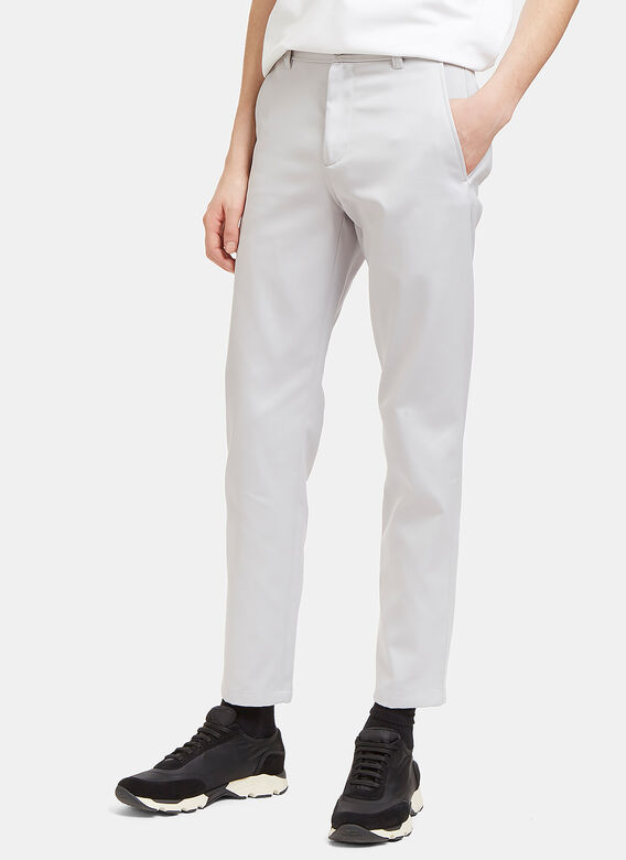 Acne Studios Alfred Straight Leg Chino Pants