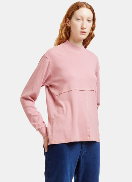 Lapped Rib Sweater