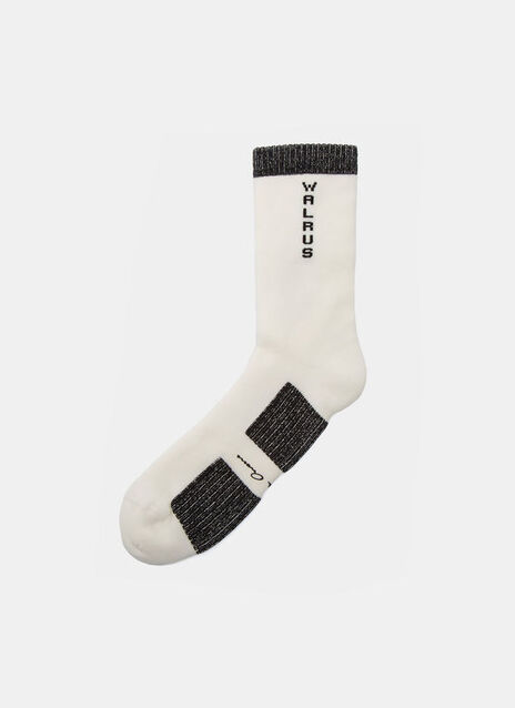 Walrus Two-Tone Ankle Length Socks
