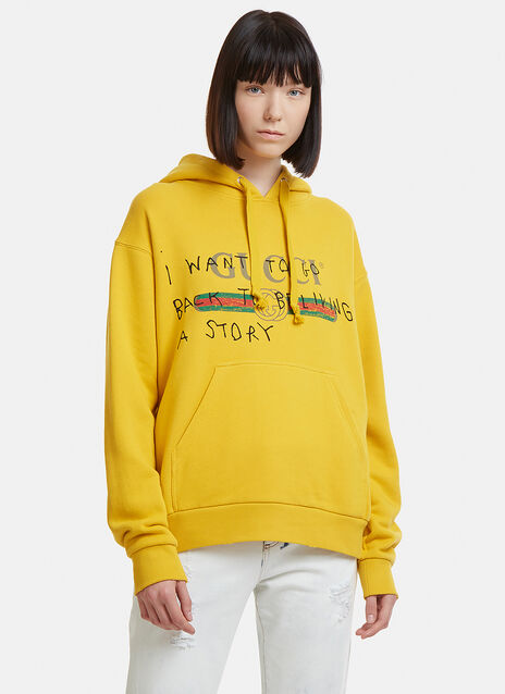 Story Hooded Sweater