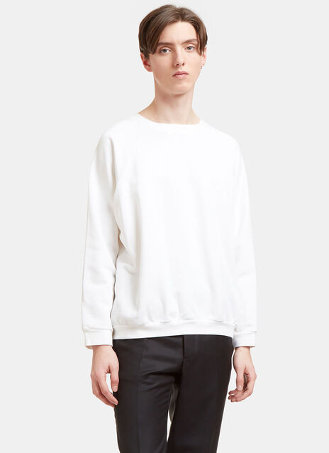 AIEZEN Cotton Crew Neck Sweater
