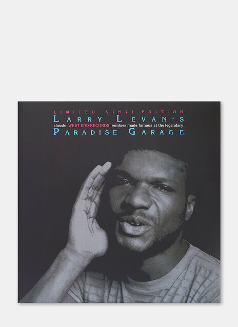 Larry Levan's Classic West End Records Remixes Made Famous at the Legendary Paradise Garage by Larry Levan
