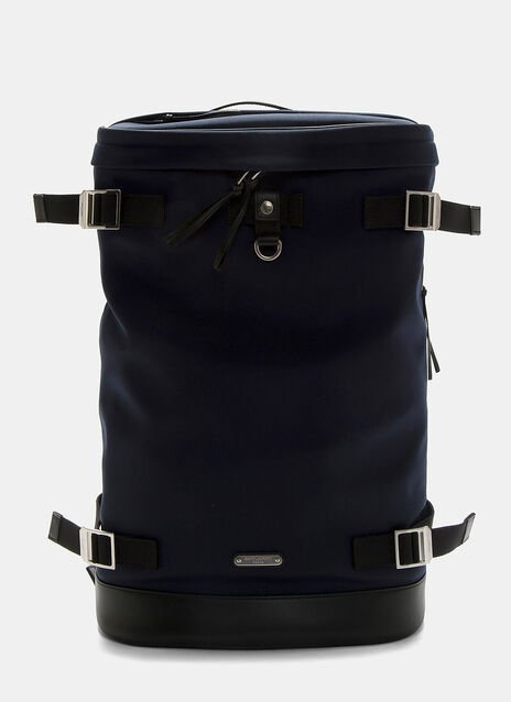 Rivington Race Canvas Backpack