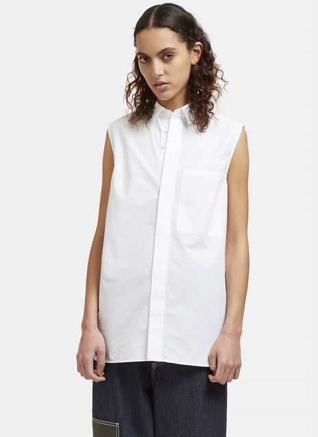 Belevue Sleeveless Shirt
