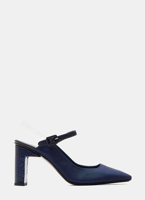 Lara Square Toed Pumps
