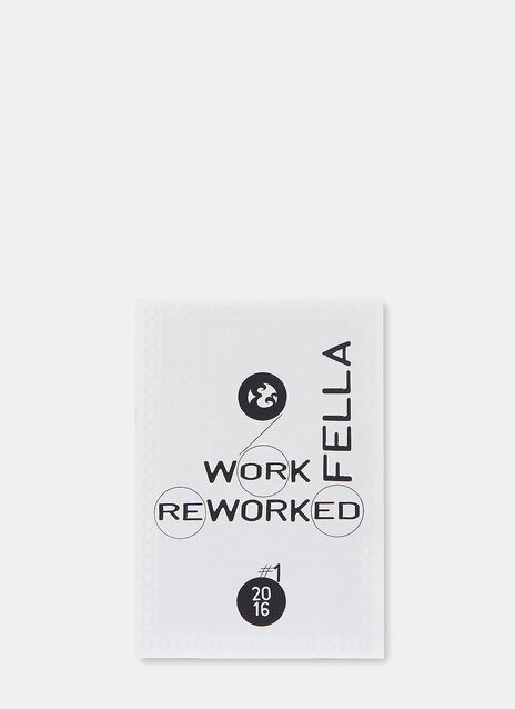 Work And / Or Rework by (Ed) Fella