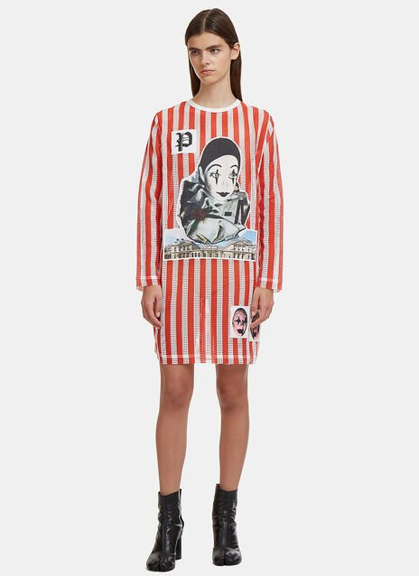 Pyro Mesh Clown Dress