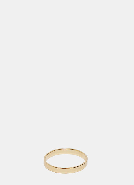 SAQQARA S  RING  YELLOW GOLD