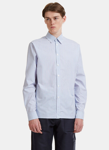 Randomly Chosen Pinstripe Shirt