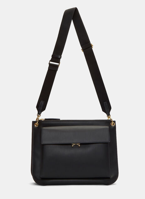 Bandoleer Pocket Crossbody Bag