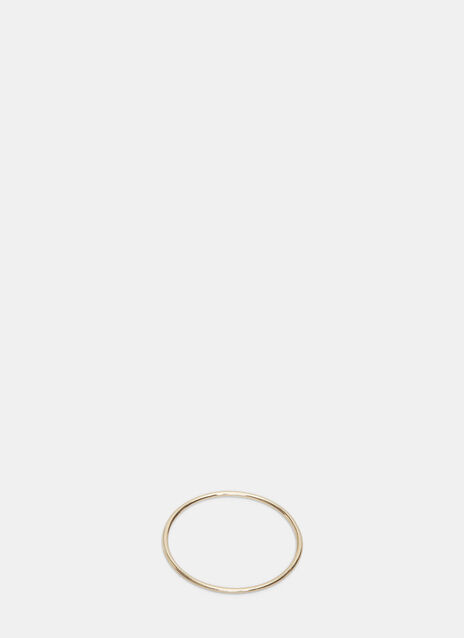 Simple Fine Ring