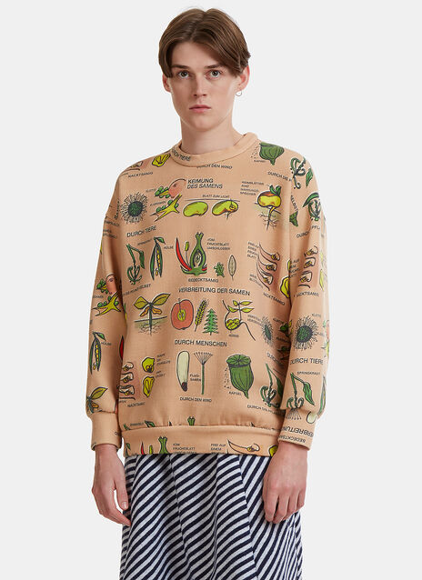 Root Vegetable Sweater