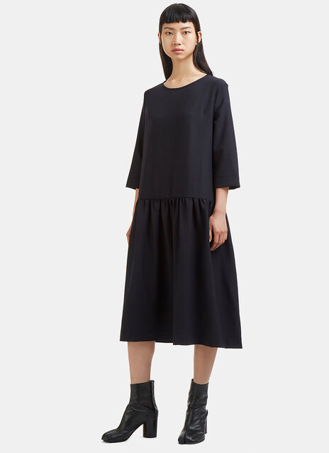 Marvielab Oversized Dropped Waist Dress