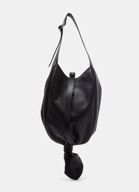 Knotted Hobo Bag