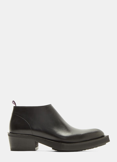 Eytys Romeo Leather Cowboy Boots