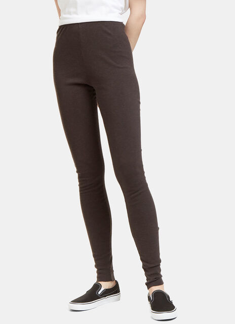 Arch Raw-Edged Leggings