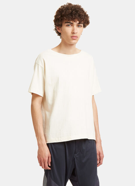 Organic Wide Neck T-Shirt