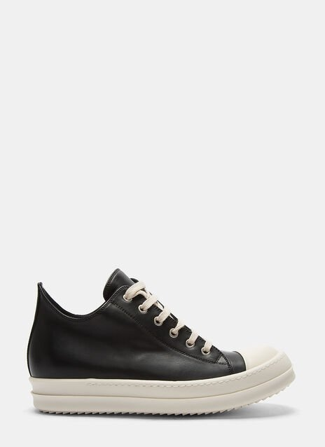 Low Leather Sneakers