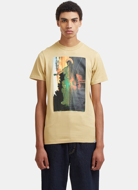 Saint Mary Graphic Print T-Shirt