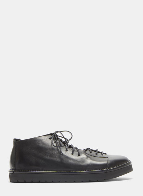 Sancrispa Alta Toscano Lace-Up Shoes