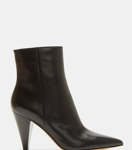 Cuo 85 Pointed Ankle Boots