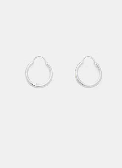 Hungry Snake Polished Earrings