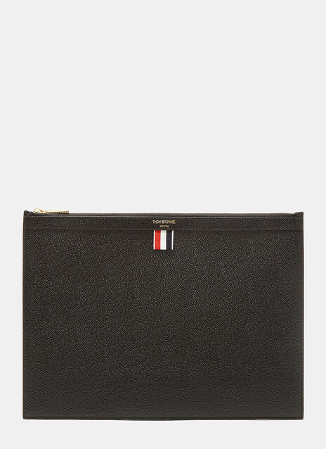 Pebble Grained Medium Document Holder
