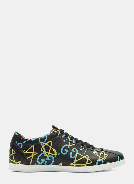 GUCCIGHOST® Low-Top Sneakers