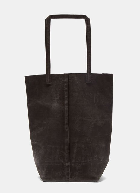 C Waxed Canvas Bag