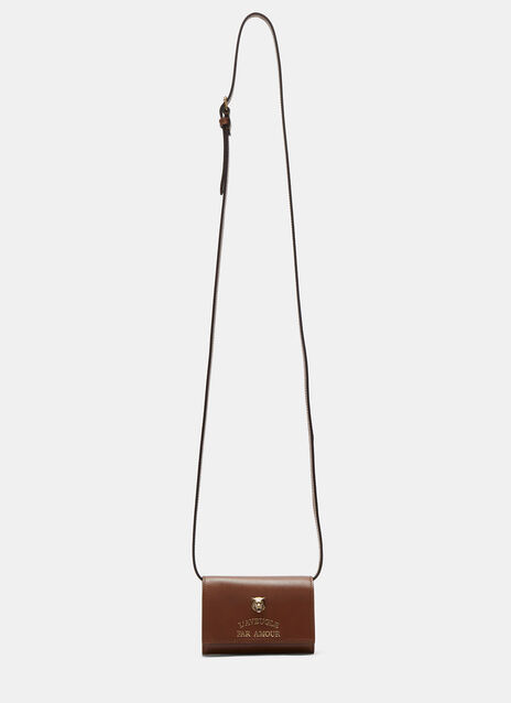 Mini L'Aveugle par Amour Crossbody Bag