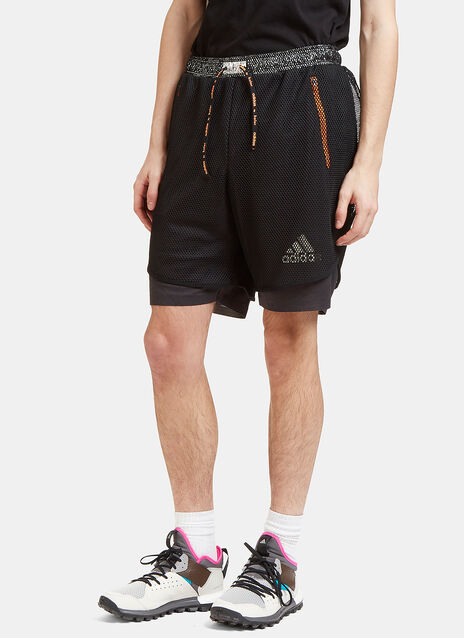 Climachill Layered Mesh Shorts