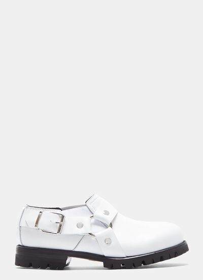 Chef Daddy Buckle Shoes
