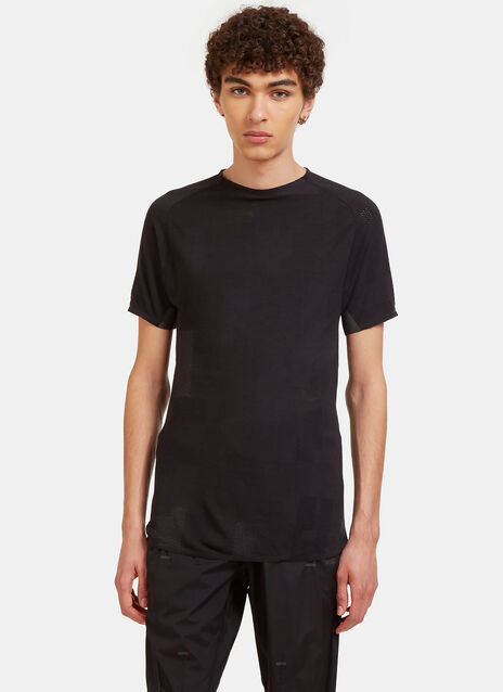 Merino Mesh Short Sleeved T-Shirt