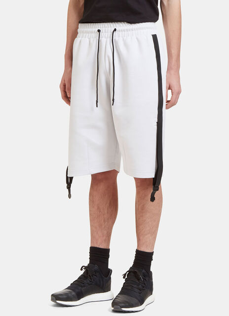 SCIFI Taped Seam Track Shorts