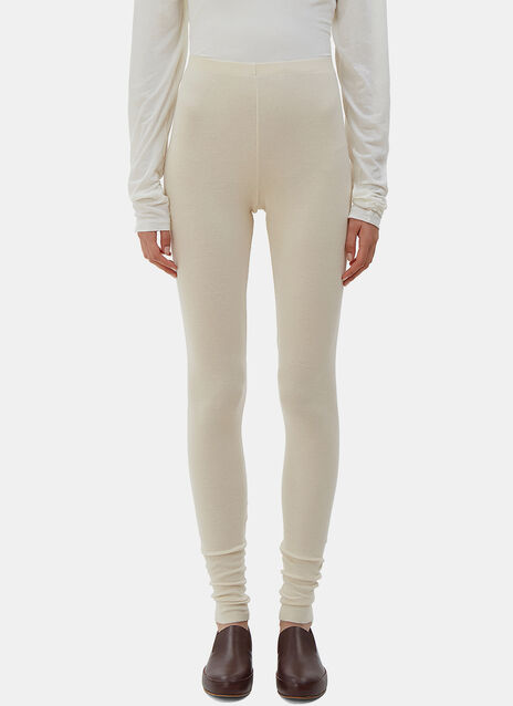 Cashmere Knit Leggings
