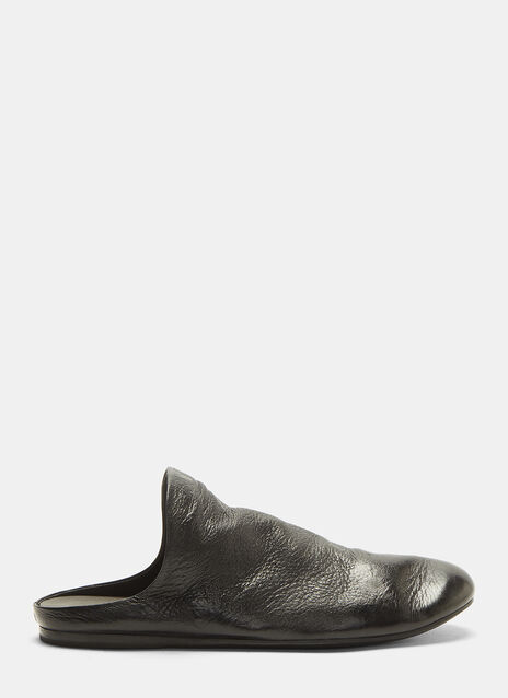 Marsell Strapiatta Cervo Slip-On Shoes