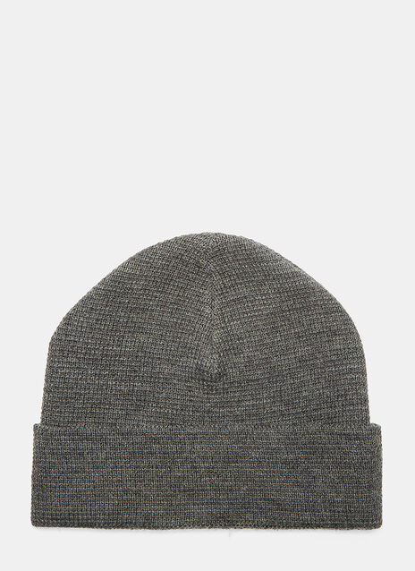Ami Wool Knit Beanie Hat