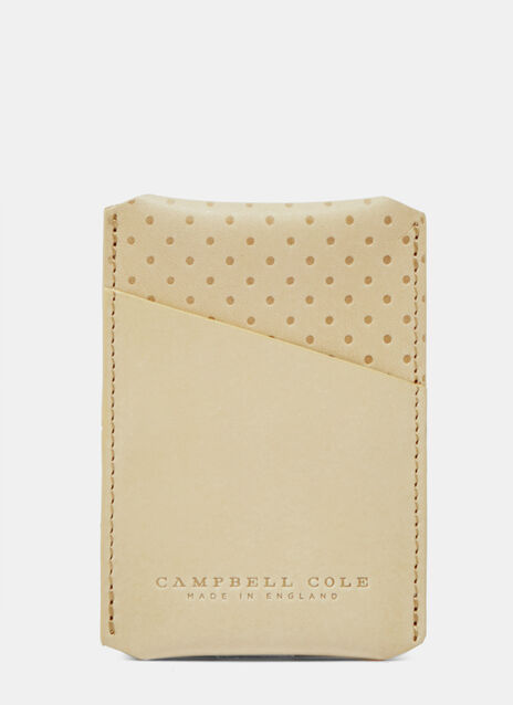 Campbell Cole Simple Leather Card Holder