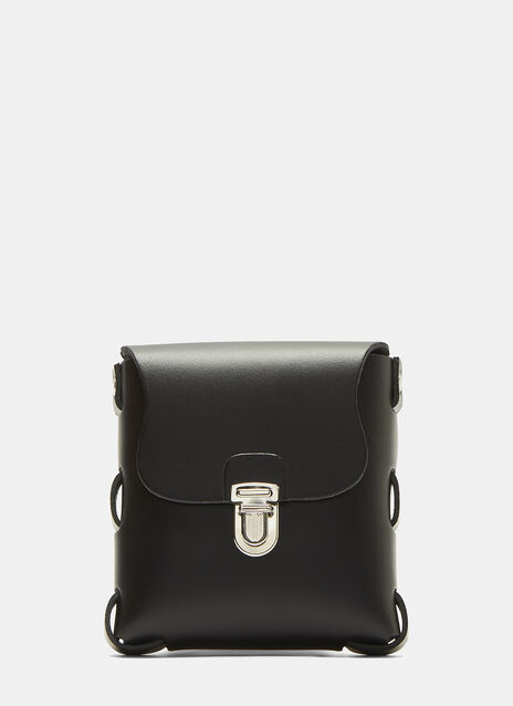 Classic Leather Belt Bag
