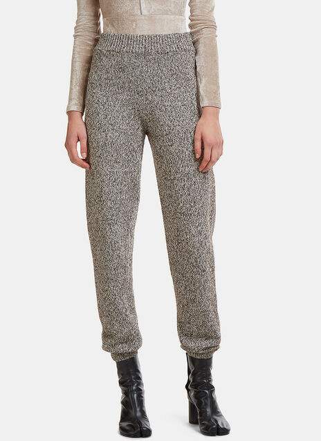 Gerda Speckled Knit Pants
