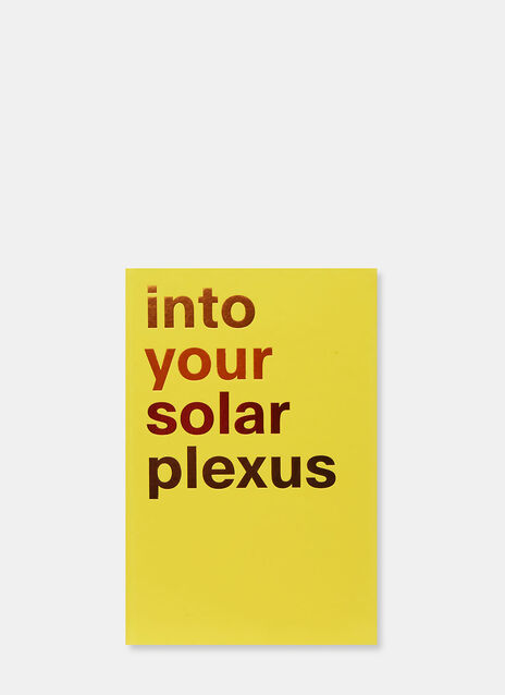 Into Your Solar Plexus by Donatella Bernardi