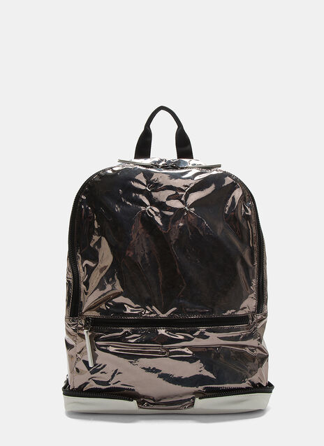 Metallic Foiled Backpack