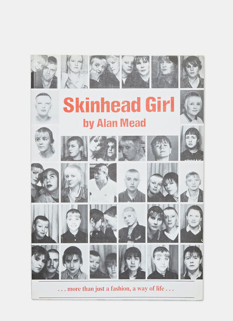 Skinhead Girl by Alan Mead